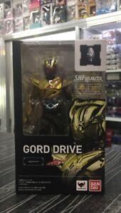 SHFIGUARTS GORD DRIVE GOLD FORM  BANDAI  A - 23042  4549660051749 FREE SHIPPING