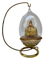 KOMOZJA MOSTOWSKI POLONAISE COLLECTION Domed Ornament W/ Stand Elizabethan Dress