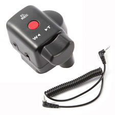 AU Camcorder Zoom Remote Control Controller 2.5mm Jack Cord for Sony Panasonic