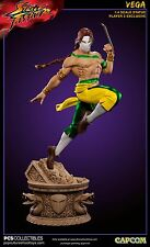 VEGA PCS PLAYER 2 EXCLUSIVE POP CULTURE SHOCK pre order STATUE STREET FIGHTER