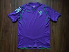 FC MALAGA FOOTBALL SHIRT 2008-2009 JERSEY SIZE M