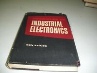 Principles Of Industrial Electronics Ben Zeines HC/DJ.1966