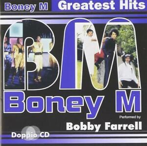 Boney M - Greatest Hits By Bobby Farrell (2 Cd)