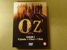 3-DISC DVD BOX / OZ - SEIZOEN 3