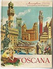 Enciclopedia Delle Regioni Toscana,V. Lugani  ,Aristea,1970