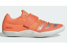 Mens Size 10.5 Adidas AdiZero Discus/Hammer Track & Field Coral Shoes EE4536
