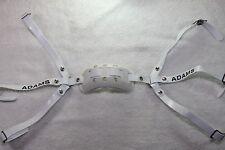 Adams Schutt PRO 100 Hard Cup 3 pt Mount Football Helmet Chinstrap NEW Not Used