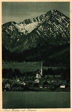 Bad Wiessee mit Kampen, 1927