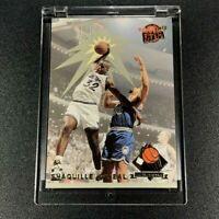 SHAQUILLE O'NEAL 1992 FLEER ULTRA #4 REJECTOR ROOKIE CARD RC ORLANDO MAGIC NBA