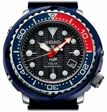 Seiko Prospex PADI Edition, Diver's 200m, Solar Power watch - V157-0EA8 HR2