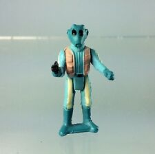 Star Wars GREEDO BOUNTY HUNTER Rodian Tatooine Micro Machine Galoob Action Fleet