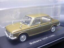 Norev Subaru 1000 1966 1/43 Scale Box Mini Car Display Diecast vol 20