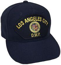 City Of Los Angeles DWP Hat Color Navy  Adjustable Los Angles DWP Hat