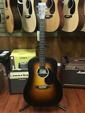 Martin DX1AE Macassar Burst Dreadnought Acoustic Electric Guitar  New!