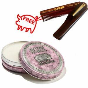 Reuzel Pink Pig Oil Based Pomade Strong Hold Medium Shine 113g + Gift