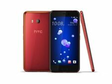 HTC U11 plus 128GB/6GB Unlocked Smartphone Red