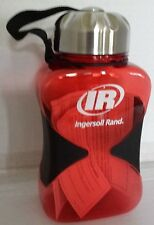 IR Ingersoll Rand Tools Promotional Water Bottle/ Canteen w/ Stainless Steel Cap