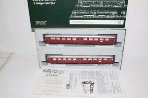 C 06:Kato/Lemke 30805 DB Triebzug ETA/ESA 150 analog für Märklin TOPZUSTAND+OVP