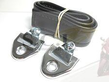 HONDA CB77 CB350F CB400F CB450 CB350 CB500T CB750 GL1000 SEAT STRAP BUCKLES