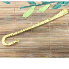 2pcs gold-tone Crafted Bookmark H1008-G