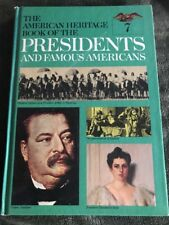 American Heritage Book Of The Presidents & Famous Americans (Vol. 7)