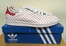 Adidas PW Stan Smith SPD: Red/Bluebird Polka Dots Shoes Mens Size 10 RARE NEW