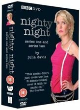 Nighty Night Season 1 & 2 R4 DVD The Complete First Second Series One Two