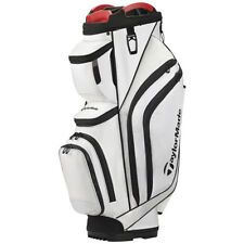 New listing New 2017 Taylormade Supreme Cart Golf Bag - White - 14way Top