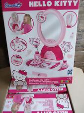 3 Stück Hello Kitty Frisiersalon Spielwaren Restposten Geschenk Spielzeug .