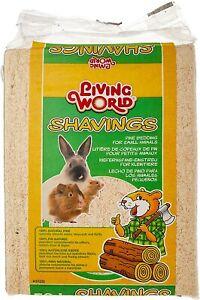 Living world Pine Shavings, 56 Litre