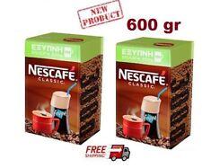 NEW ! GREEK NESCAFE CLASSIC FRAPPE NESTLE COFFEE  2x300gr