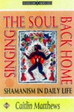 Singing the Soul Back Home: Shamanism in Daily Life (Earth Quest), Caitlin Matth