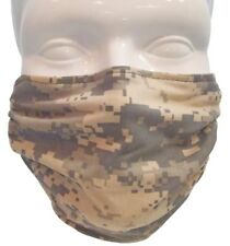 Digital Camo Adjustable Mask by Breathe Healthy For Dust Pollen & Allergy Relief