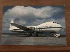Postcard Hawaii Pacific Air ATL-98 Carvair Airplane - Honolulu, Hawaii