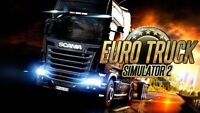 Euro Truck Simulator 2 PC Steam GLOBAL [KEY ONLY!] FAST DELIVERY!