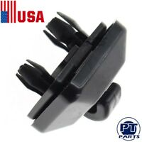 Black Sun Visor Clip For 8U0857562 8U0857562A Audi A1 A3 A4 A5 RS3 RS4 RS5 Exeo