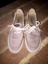 SPERRY TOP SIDER Deck Boat Loafers Flats Mary Janes LEATHER Womens SHOES Sz 7