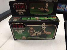 1983 Kenner Star Wars Return of the Jedi SPEEDER BIKE VEHICLE