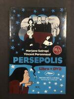 DVD PERSEPOLIS 24/7 LIBRO + DVD BUR