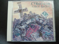 CYBOTRON   -  CYBER  GHETTO   ,  CD   1995 ,     ELECTRONIC ,  ELECTRO