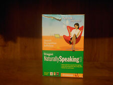 Dragon Naturally Speaking 9, Speech Recognition Software, Complete