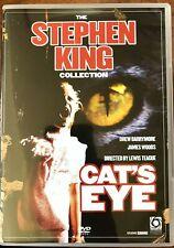 Cat's Eye DVD 1985 Stephen King Anthology Portmanteau Horror Film Movie Classic