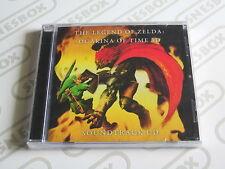 Zelda Ocarina of Time 3d 25 th Anniversary Soundtrack Club Nintendo 2011