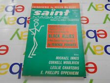 The Saint Magazine-Mar. 1967- Cornell Woolrich- Terence Roberts- Michael Innes +