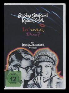 DVD IS WAS DOC - BARBARA STREISAND + RYAN O'NEAL *** NEU ***