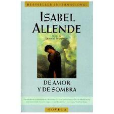 NEW - De amor y de sombra by Allende, Isabel