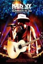 Kenny Chesney Summer In 3D movie poster  - 11 x 17 inches Kenny Chesney Poster