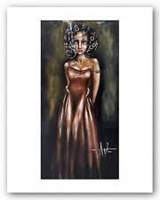 FANTASY ART PRINT Betrayed Angelina Wrona