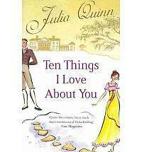 Ten Things I Love About You-ExLibrary