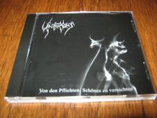 """WINTERBLUT """"Von den Pflichten.."""" CD nargaroth lugubrum"""